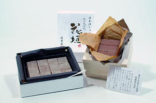 日本酒ショコラ1