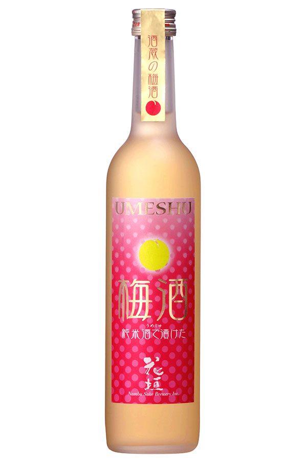 【リキュール】純米梅酒