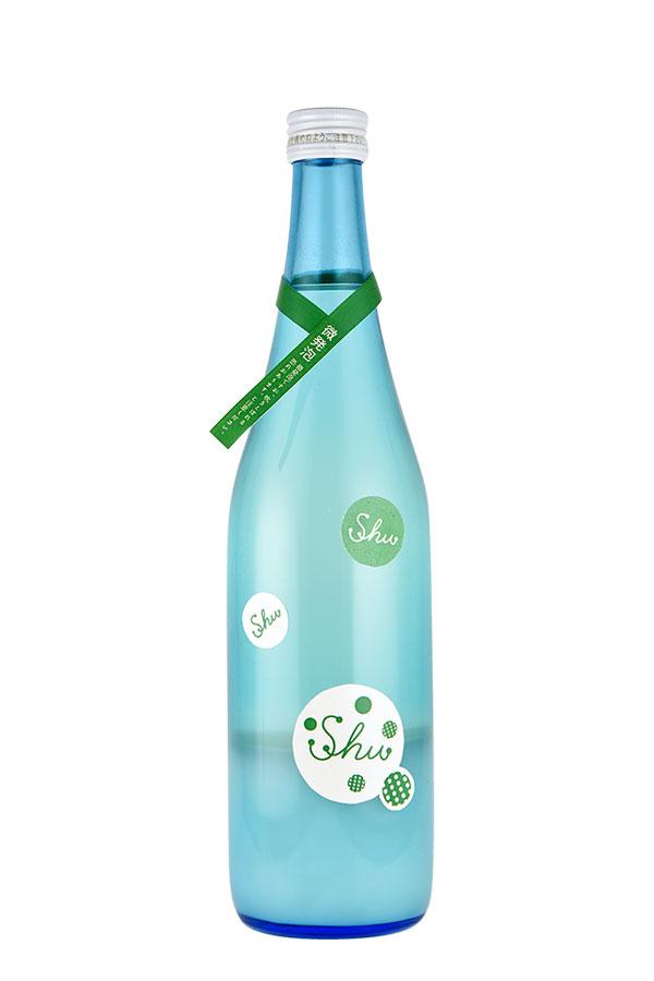 純米 微発泡にごり生原酒 shushushu